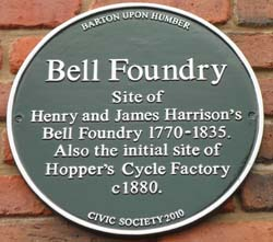 Bell Foundry and Hopper Works